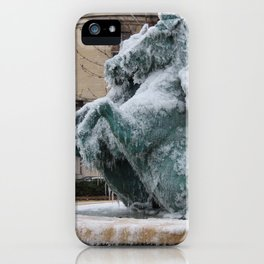 Ice Mares iPhone Case
