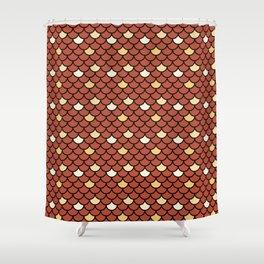 Iroh's Dragon Shower Curtain