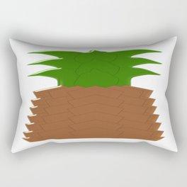 Pineapple Design Rectangular Pillow