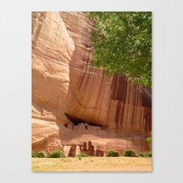 Canyon De Chelly Canvas Print