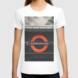Brixtion Station, Underground T-shirt