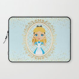 Fantastic Alice Portrait Laptop Sleeve