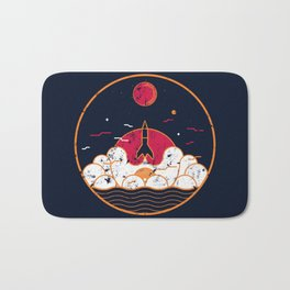 Mission To Mars Bath Mat