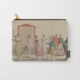Academie et salle de danseAdditional Graces parisiennes Carry-All Pouch