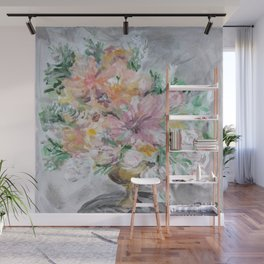 Day To Day Dreams Wall Mural