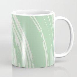 Nagashi Green Coffee Mug