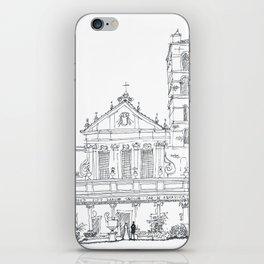 Basilica di Santa Cecilia in Trastevere iPhone Skin