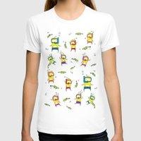 scuba T-shirts featuring Scuba Scuba by Steph Chen