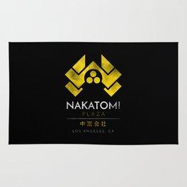 Nakatomi plaza Rug