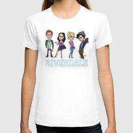 Riverdale Line Up T-shirt