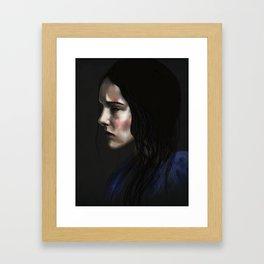 Elise Framed Art Print
