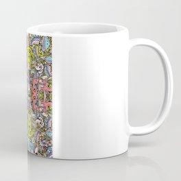 Cartooniverse Coffee Mug