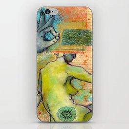 Wisdom In the Dream iPhone Skin
