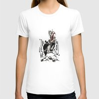 grantaire T-shirts featuring I believe in you by MENELLAOS