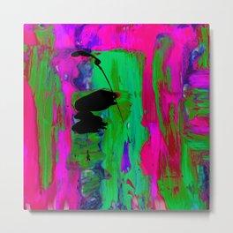 Abstraction Wonder No.2k by Kathy Morton Stanion Metal Print