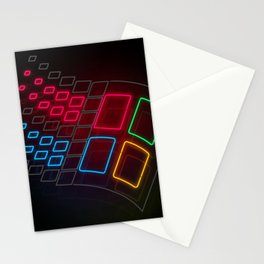 Windows '86 Stationery Cards