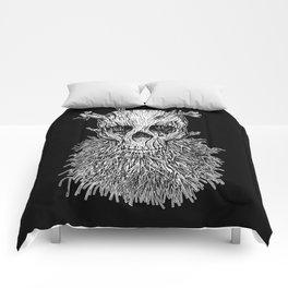 Lumbermancer B/W Comforters