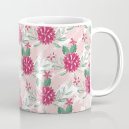 Abstract Floral 2 Coffee Mug