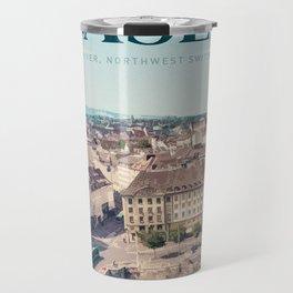 Visit Basel Travel Mug