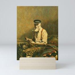 Fisheman's Tale Mini Art Print