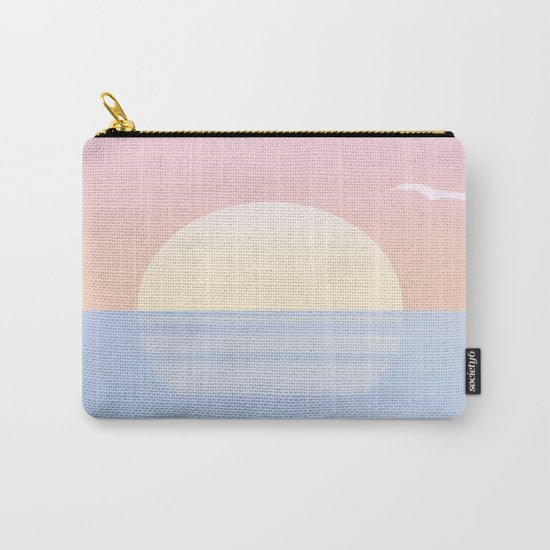 Sunset, funset Carry-All Pouch