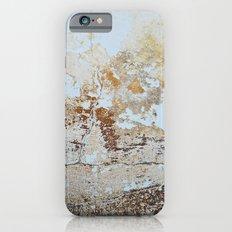 Grunge Wall iPhone 6s Slim Case