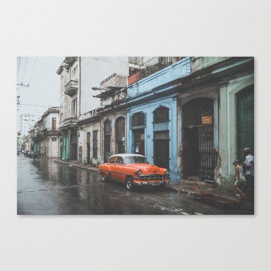 Havana V Canvas Print