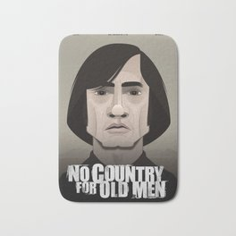 No Country for Old Men Bath Mat