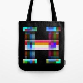 H like Hue and Saturation Tote Bag