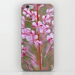Fireweed 3990 iPhone Skin