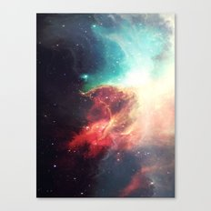 First Stop: Universe Canvas Print