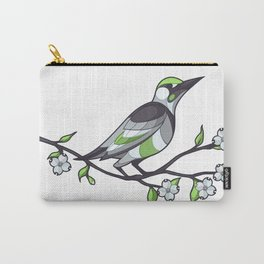 Pride Birds -  Agender Carry-All Pouch