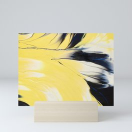 Hello  Yellow ! Mini Art Print