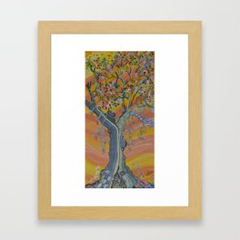 """""""Deciduous in Bloom"""" by ICA PAVON Framed Art Print"""