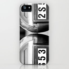 Meters iPhone Case