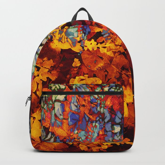 pluie d'automne/fall's rain Backpack