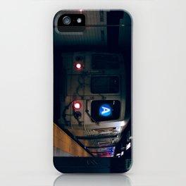 NYC Subway 35mm film iPhone Case