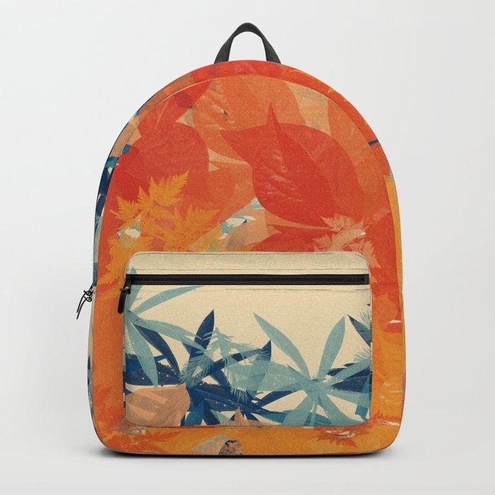 Floral 3 Backpack