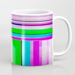 Neon Stripes 2 Coffee Mug