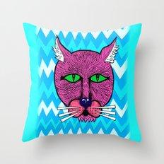 koolkat Throw Pillow