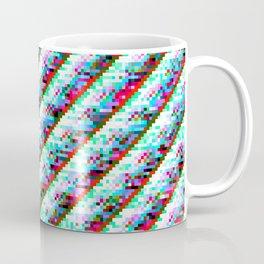 filtered diagonals Coffee Mug