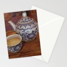 Tea in Tokyo Stationery Cards