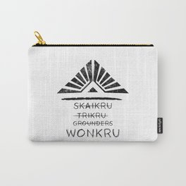 Join the Wonkru Carry-All Pouch