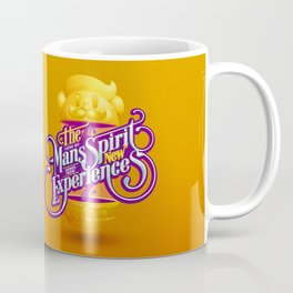 The core of mans spirit comes from new experiences Coffee Mug