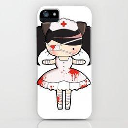 Guro Lolita Kitty iPhone Case