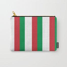 Flag of Italy 3-Italy,Italia,Italian,Latine,Roma,venezia,venice,mediterreanean,Genoa,firenze Carry-All Pouch