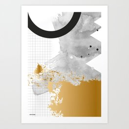 Abstract Inspiration  Art Print