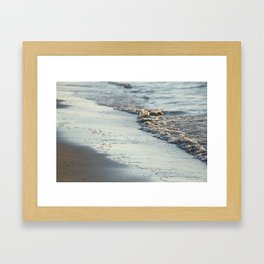ocean love-3 Framed Art Print