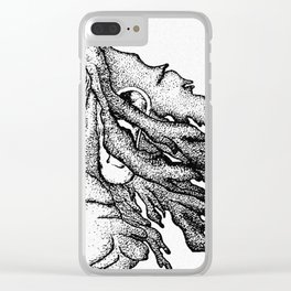 Wise Locks Clear iPhone Case