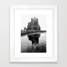 Whitby  Framed Art Print